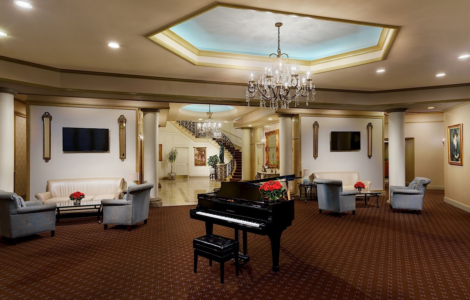 GALLERY-INTERIOR | The Mansion on Main Street - Wedding and Event ...
