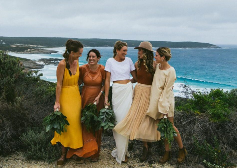 25 Bridesmaids Who Killed the Fashion Game With Unique Bridesmaid Dresses