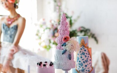 The Top Wedding Cake Trends for 2020