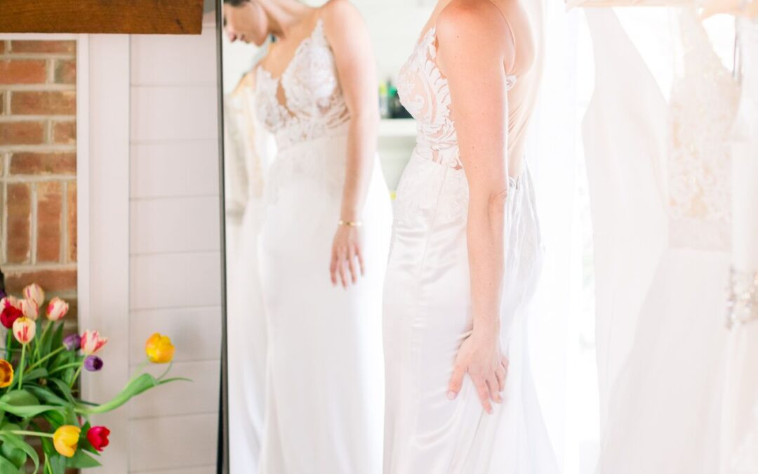 How to Shop Virtually for Your Wedding Dress and Other Attire